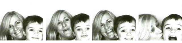 Michelle and Cooper Photo Strip 2