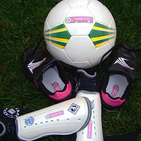 b4b3da7803e Maddie Soccer Gear - My Daily BubbleMy Daily Bubble