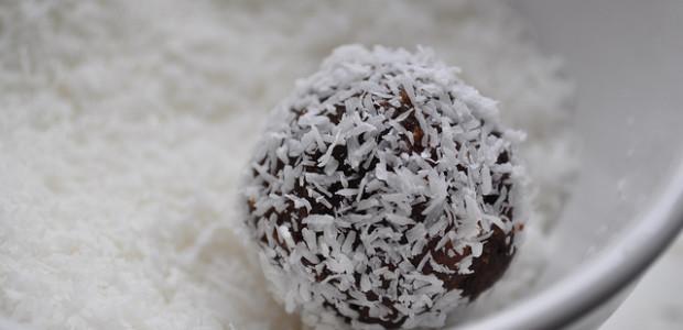 recipe cocoa truffles