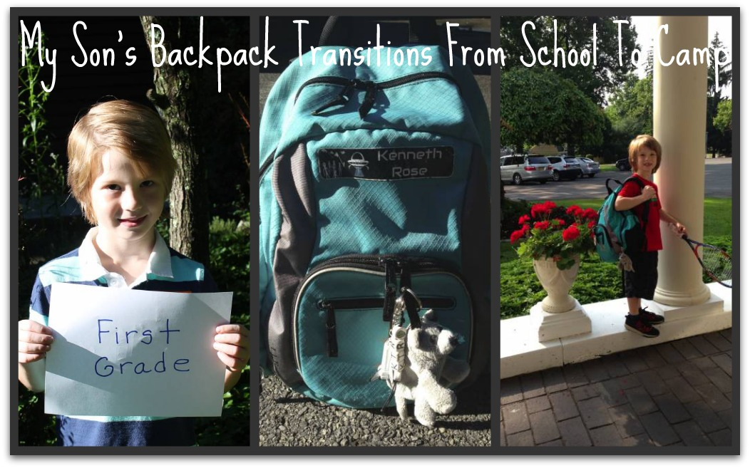 Backpack_Camp To School