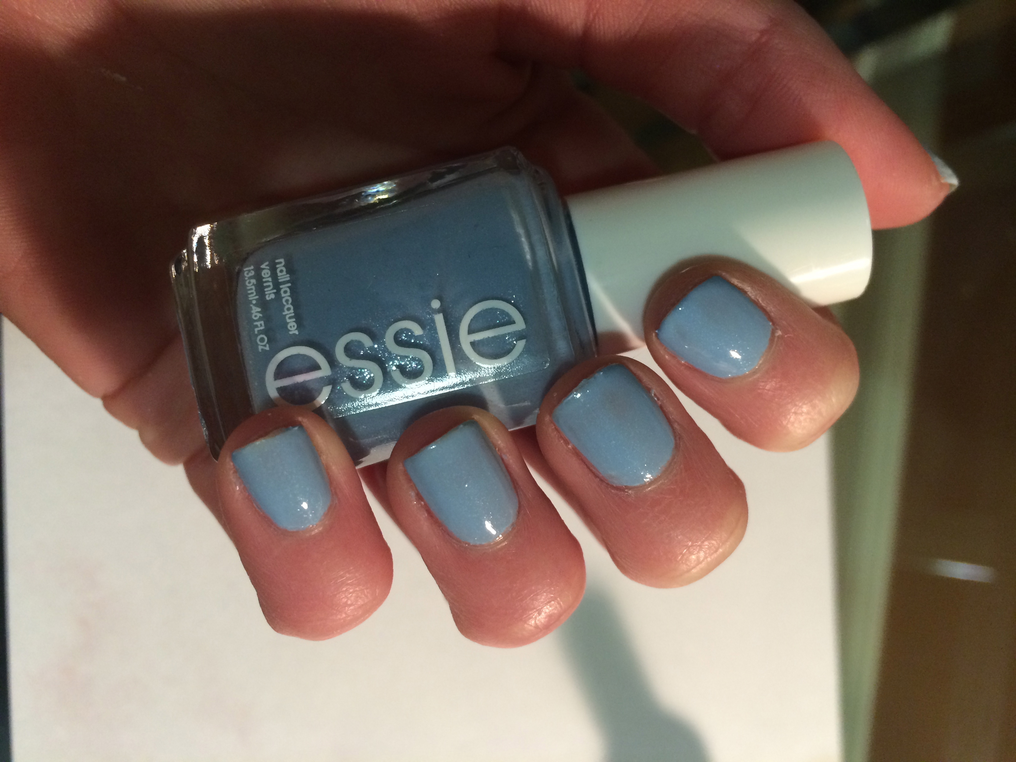 Winter Frost Nails -