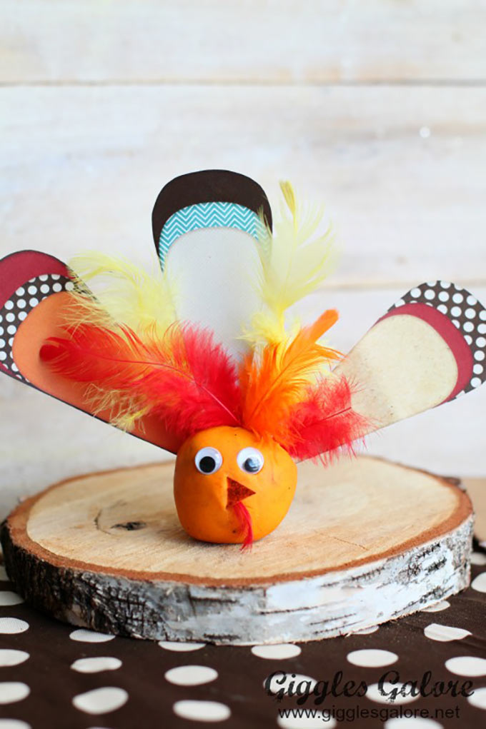 Playdough-Turkey