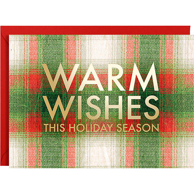 WarmHolidayWishes