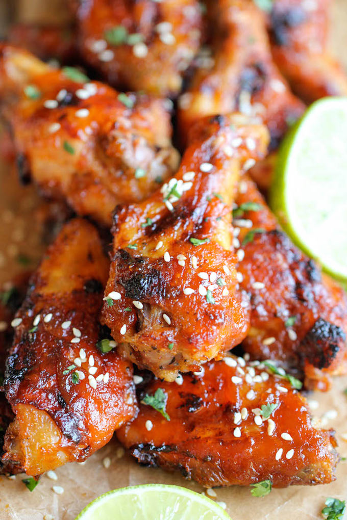 Baked-Honey-Sriracha-Wings