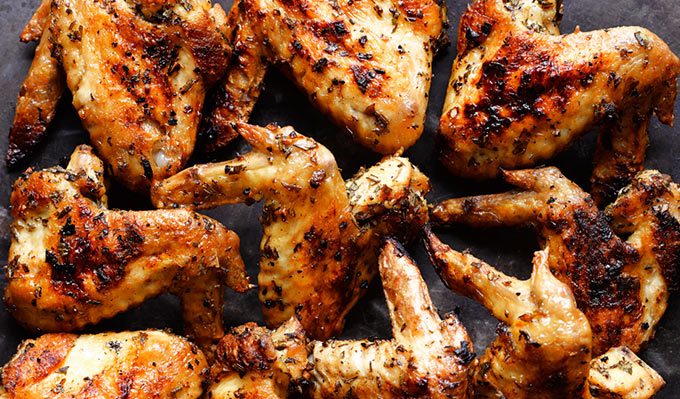 herbed-grilled-chicken-wings-recipe