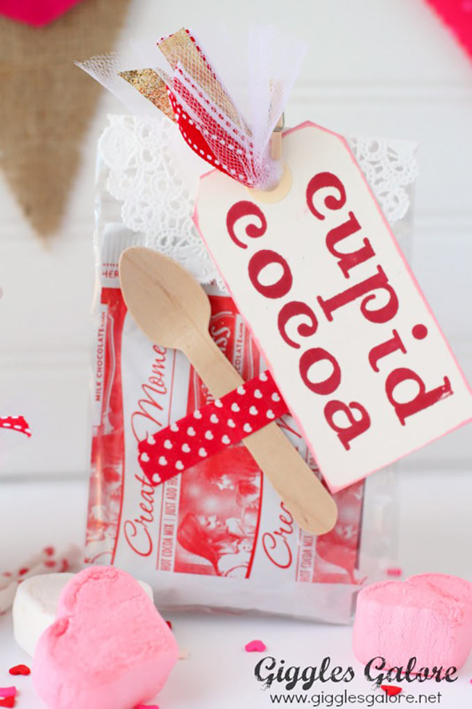 Cupid-Cocoa-Packets