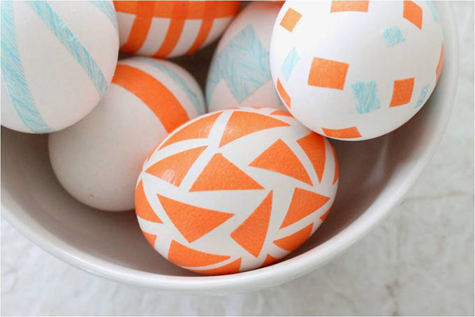 Easy-To-Decorate-Easter-Eggs