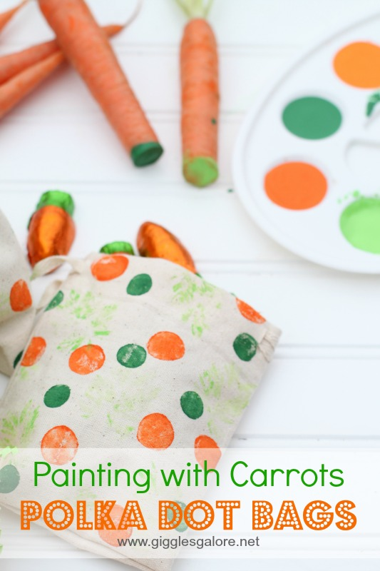 Painting-with-Carrots-Polka-Dot-Bags_Giggles-Galore