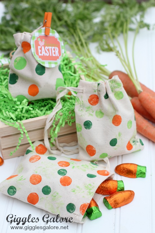 Painting-with-Carrots-Polka-Dot-Easter-Bags