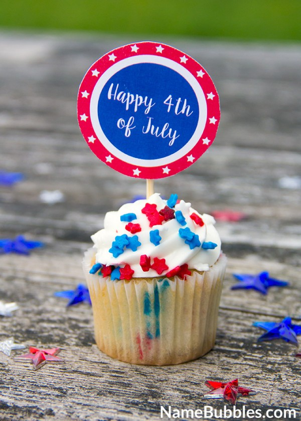 4th-of-July-Cupcake-Printables