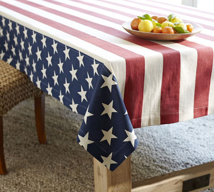 American-Flag-Tablecloth