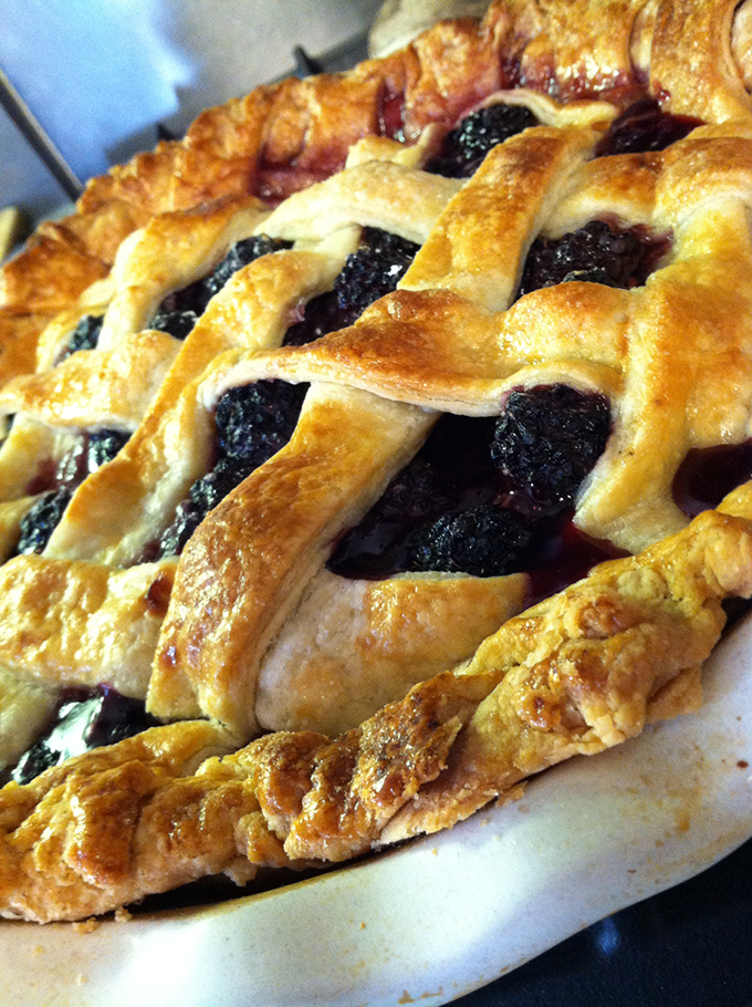 Blackberry-Pie