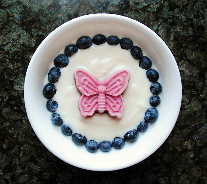 fruit and yogurt recipe