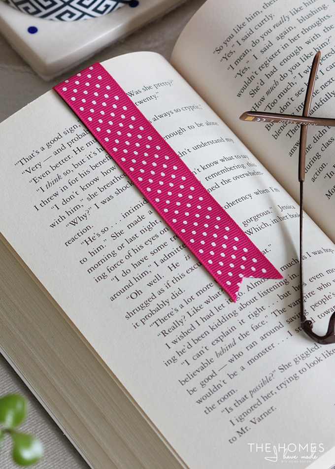 magnetic ribbon bookmakr