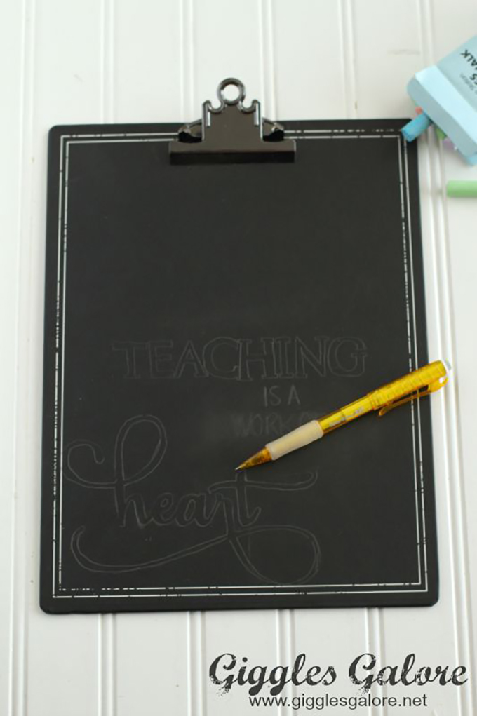 Teaching-is-a-Work-of-Heart-Pencil-Drawing