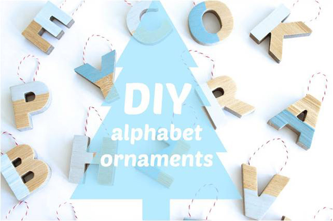 Alphabet-Ornaments