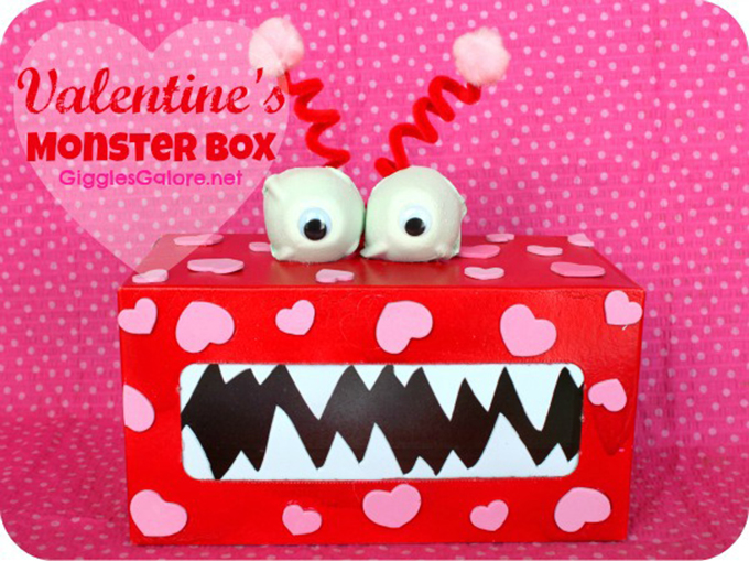 Valentines-Monster-Box