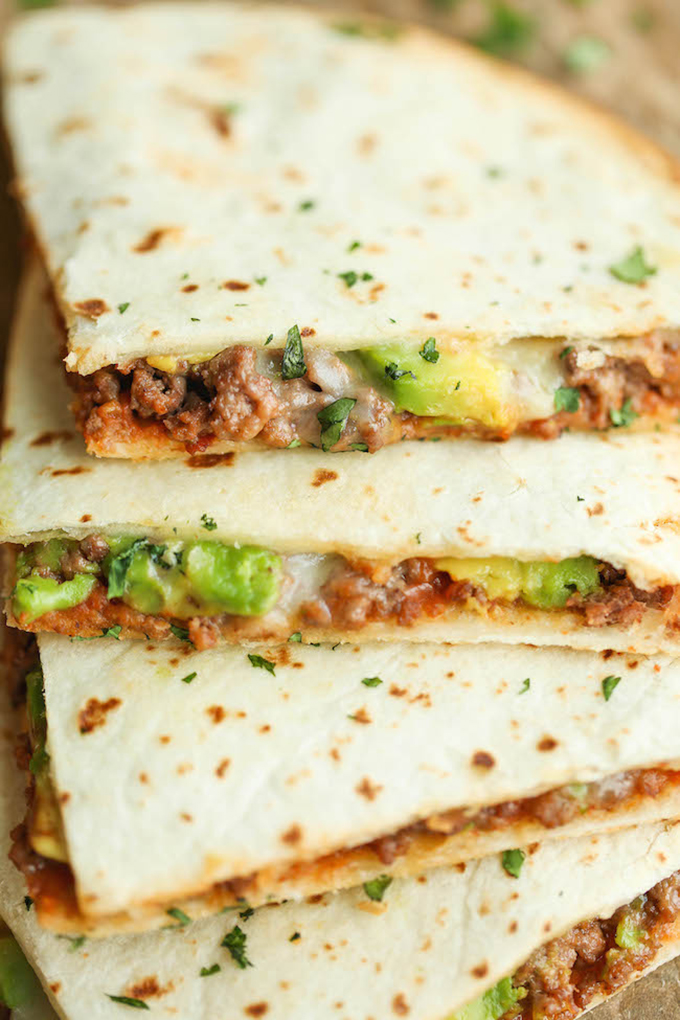 Cheesy-Avocado-Quesadillas